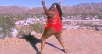Lizzo Says She Was Kicked Out Of A Vacation Rental And She Responded With Some Twerking