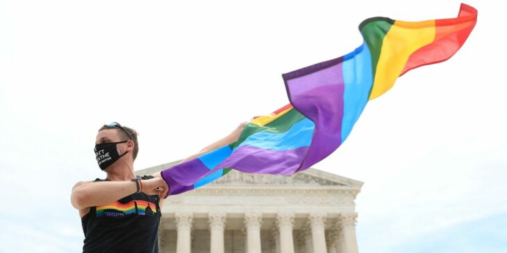 50 years of Pride: A visual history of the victories, setbacks, and celebrations that have defined LGBTQ Americans since the very first Pride march
