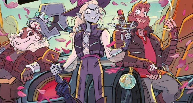 The Adventure Zone Creators on Adapting the Series' Most Controversial Storyline