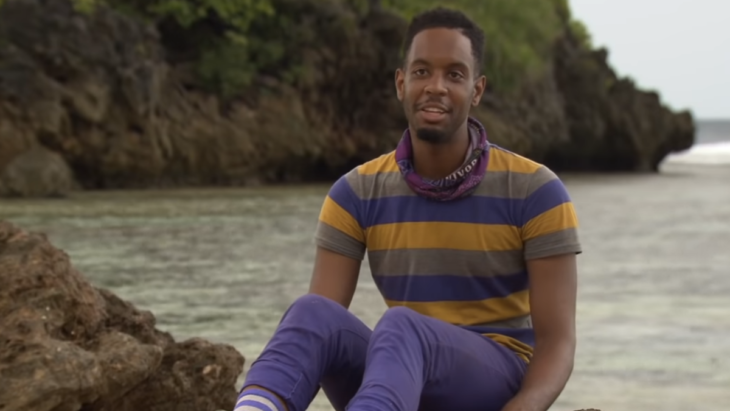 """Survivor's first openly gay Black contestant, Brice Izyah, asks, """"Why are we always targeted first?"""""""