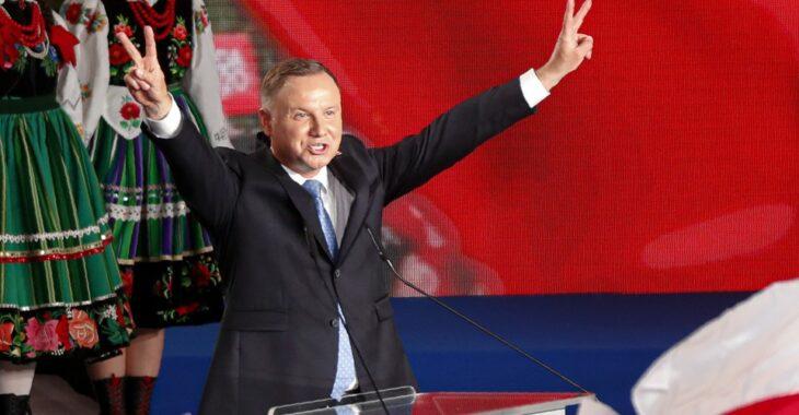 Poland's Rulers Made Up a 'Rainbow Plague'