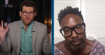 """""""Sometimes my trauma shows"""": Billy Porter tells Billy Eichner about calling out Black homophobia"""