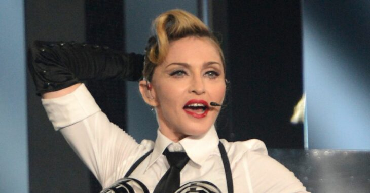 Madonna Says Russia Fined Her $1 Million For Supporting LGBTQ Rights