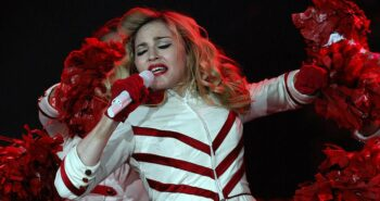 Madonna claims she refused to pay $1m fine for making gay rights speech at Russian concert