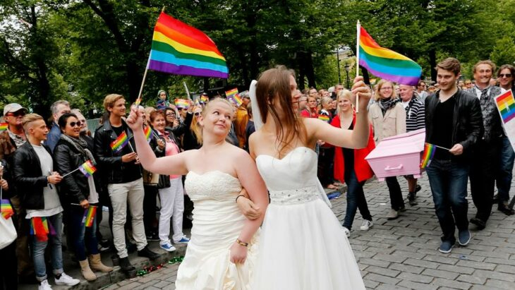Norway will prioritise lesbian, gay, bisexual and transgender refugees