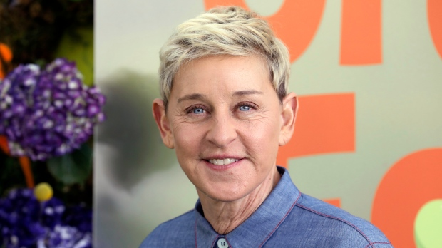 Ellen DeGeneres apologizes to show's staff amid workplace inquiry – CP24 Toronto's Breaking News
