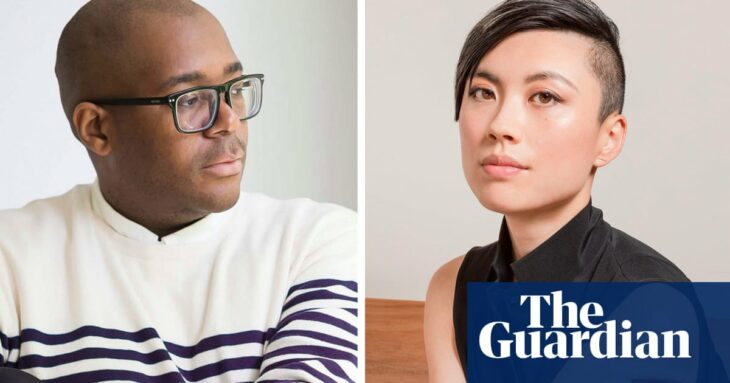 Two friends, both up for the Booker prize: 'We are exploring what it means to feel alien'