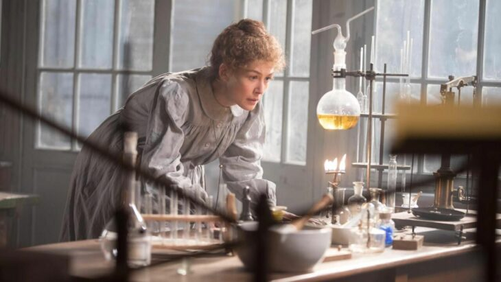 Radioactive review: Marie Curie biopic fizzes but doesn't spark – CNET