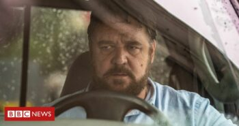 Russell Crowe: Unhinged role reflects on 'rage in Western society'