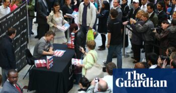 'It's a mega year!': book trade braces for autumn onslaught of major new titles