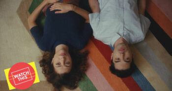 Looking for a good romantic comedy? Here's one that's Straight Up great