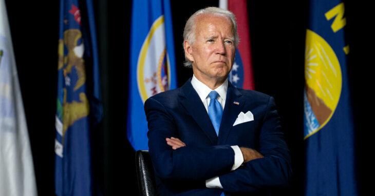 What To Know About Joe Biden's DNC Speech Tonight