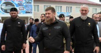 Kadyrov places retaliatory sanctions on US politicians
