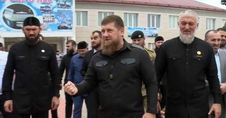 Kadyrov places retaliatory sanctions on US politicians