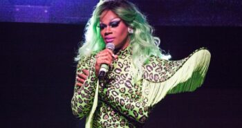 An Ode to Chi Chi DeVayne, a 'Cheap Queen' Who Made It Work