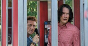 'Bill and Ted Face The Music' Writers Ed Solomon and Chris Matheson Look on Their Excellent Adventure, Scenes That Didn't Make It, and More [Interview]