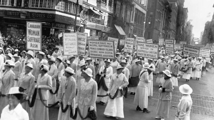 Why some Black feminists are bitter about the suffrage anniversary