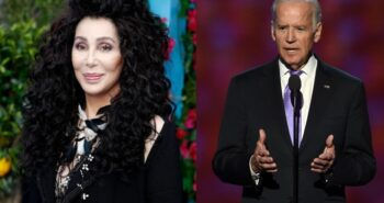 Cher asks fans if they 'believe in life after Trump' as Joe Biden fundraiser rakes in more than $2 million