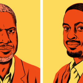 Emmys 2020: Sterling K. Brown and Andre Braugher's Lives Keep Intersecting