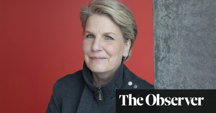 Sandi Toksvig: 'Sheila Hancock and I once nearly starved to death in a London restaurant'