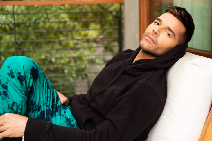 Ricky Martin Talks New Music, What It Means to Be a Gay Latino Icon