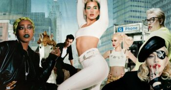 Dua Lipa / The Blessed Madonna: Club Future Nostalgia