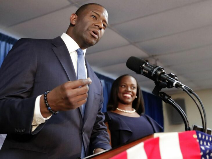 Former Florida governor candidate Andrew Gillum comes out as bisexual in first interview since Miami hotel incident