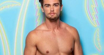 Noah Purvis speaks out after being dumped from TV's Love Island